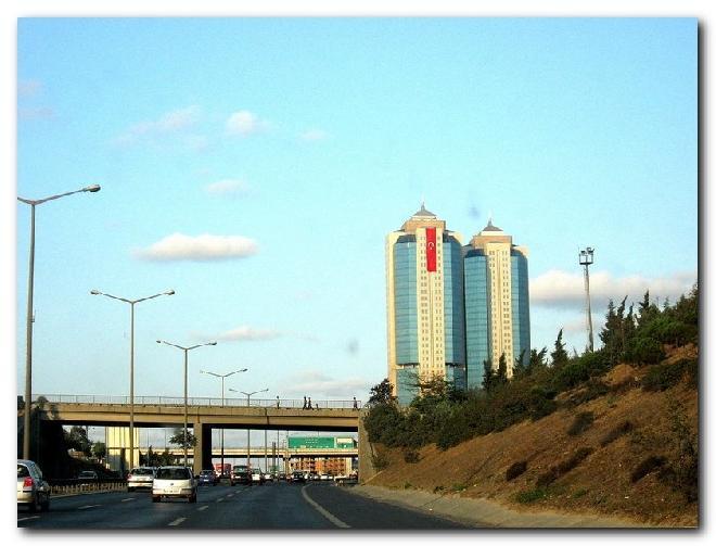 Tekstilkent Plaza 1 Skyscraper