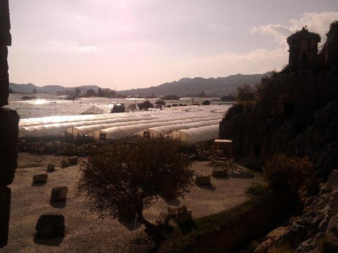 Myra amfiteater