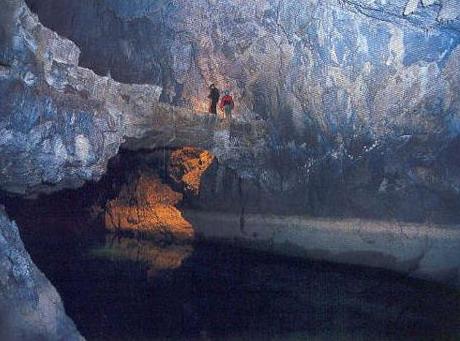 Altinbesik Dudeni Cave