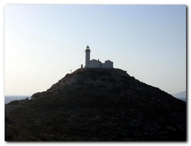 Knidos Lighthouse