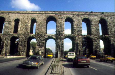 Byzantine aqueduct