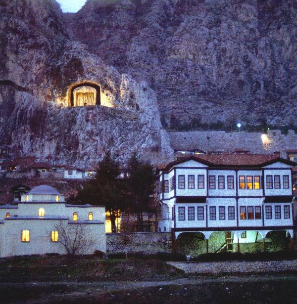 Hazeranlar Mansion in Amasya