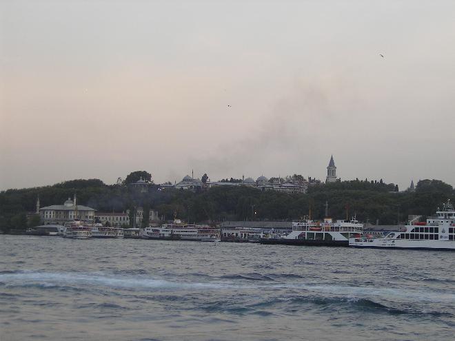 Bosphorus trip 10 - Topkapi