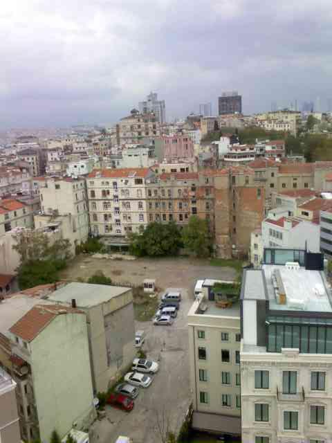 Istanbul of November