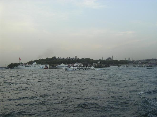 Bosphorus trip 12 - Topkapi
