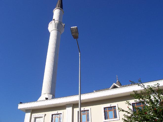 Alanya's mosque