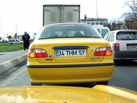 Taxi !!!