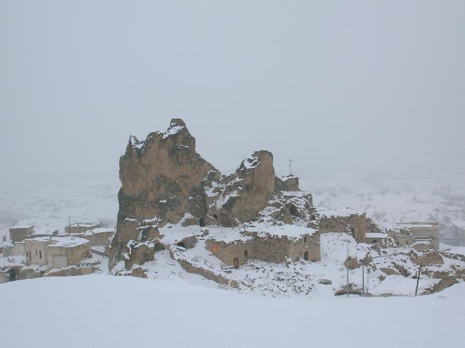 Snowy Üçhisar