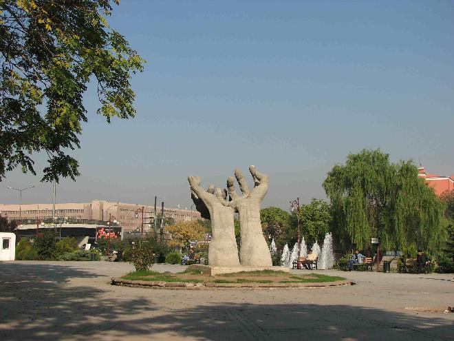 Monument in Ankara