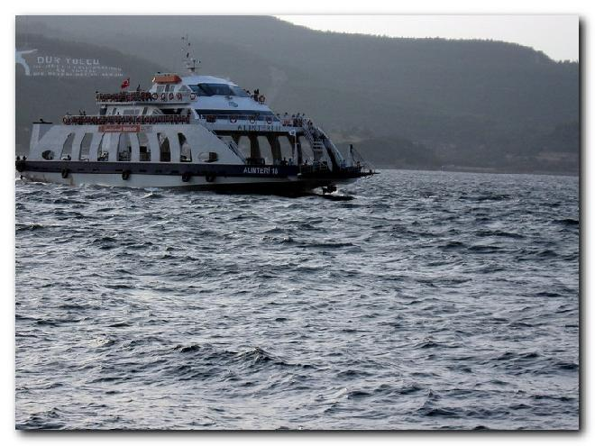 Dardanelles Ferry Boat