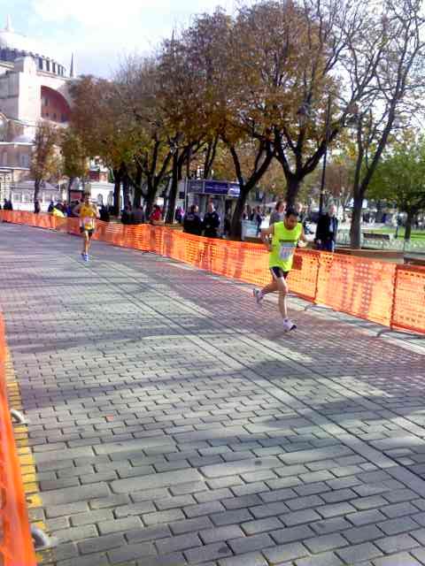 Istanbul Marathon November 11st 2012