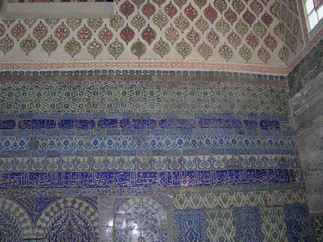 Top Kapý  Palace - Tiles 1