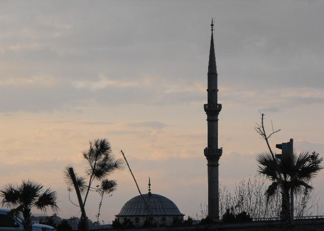 Evening Trabzon