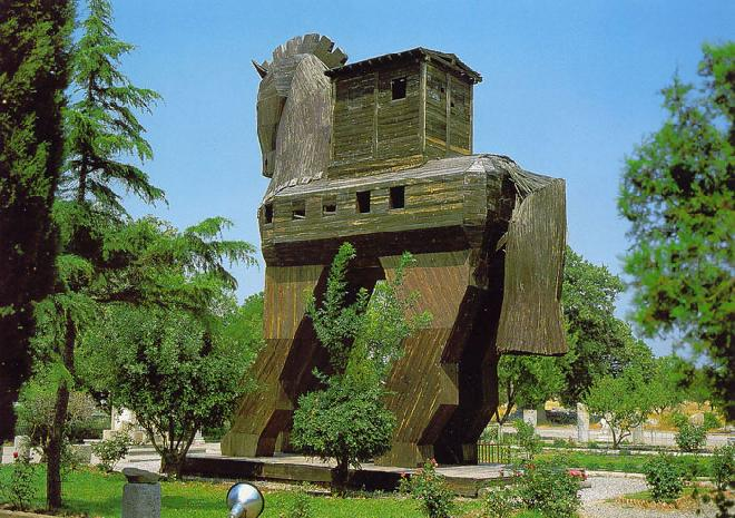 Truva Ati - Trojan Horse
