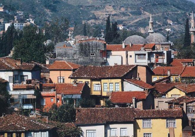 Bursa houses