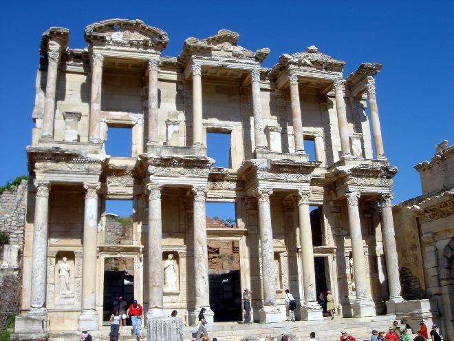 Celsius Library-Ephesus