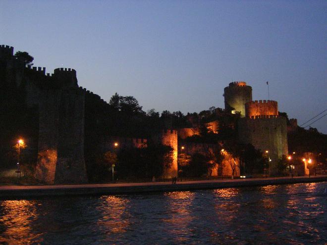 Bosphorus trip 19 - Yedikule