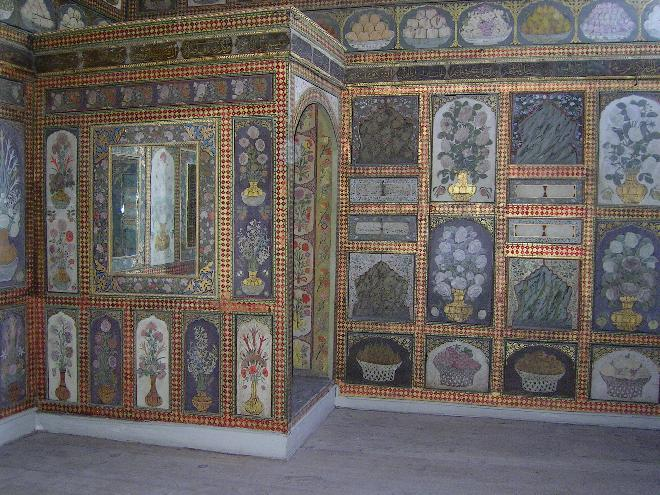 Top Kapý  Palace - The Sultan´s apartment 4