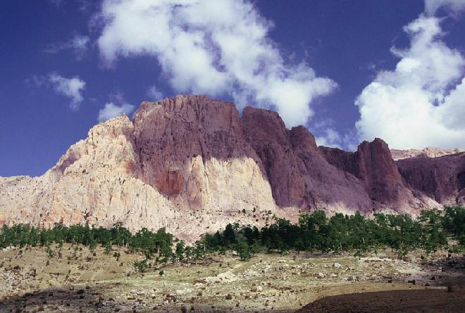 Rocks of Dedegol