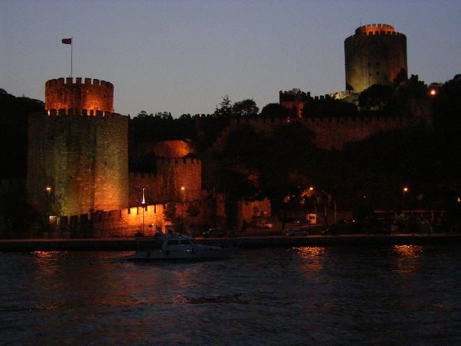 Bosphorus trip 20 - Yedikule