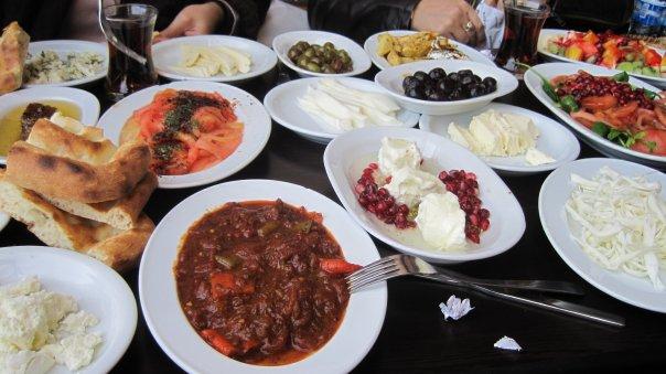 Breakfast in Hassan pasa hani