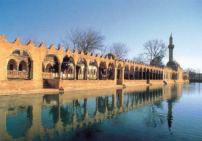 Halil Rahman Mosque, Urfa