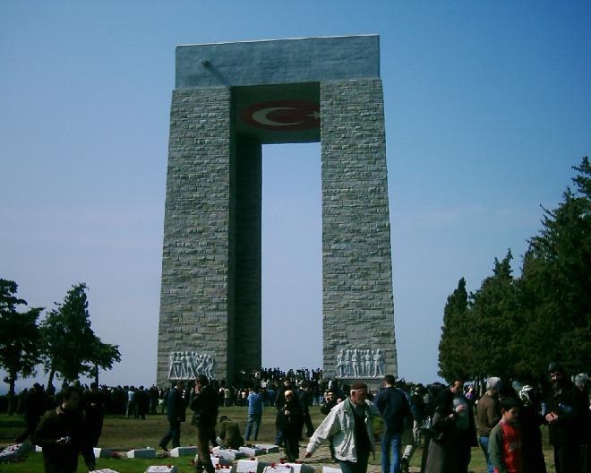 Monument of Çanakkale