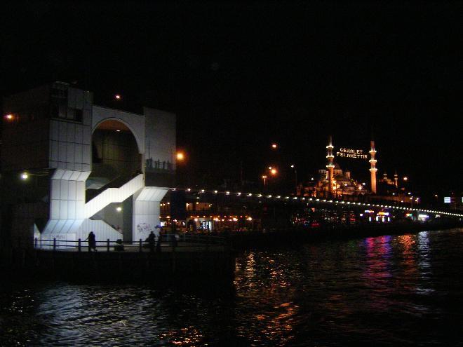 Bosphorus trip 23 - Galata bridge