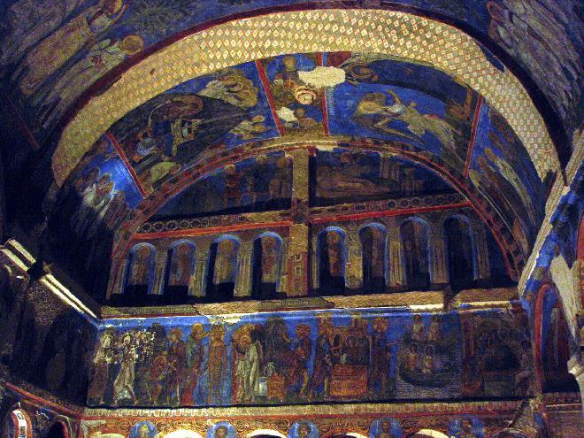 Byzantine Cave Church