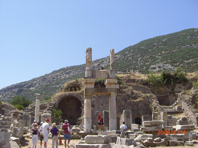 The Temple of Domitian