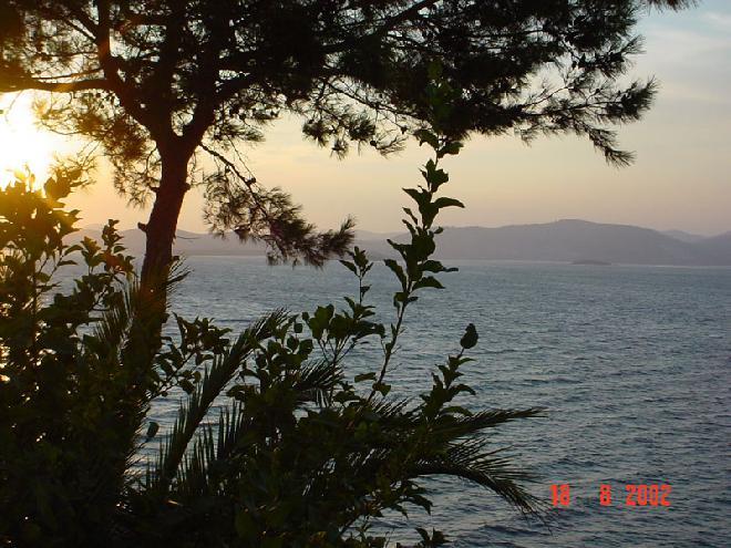 sunset in Gulluk