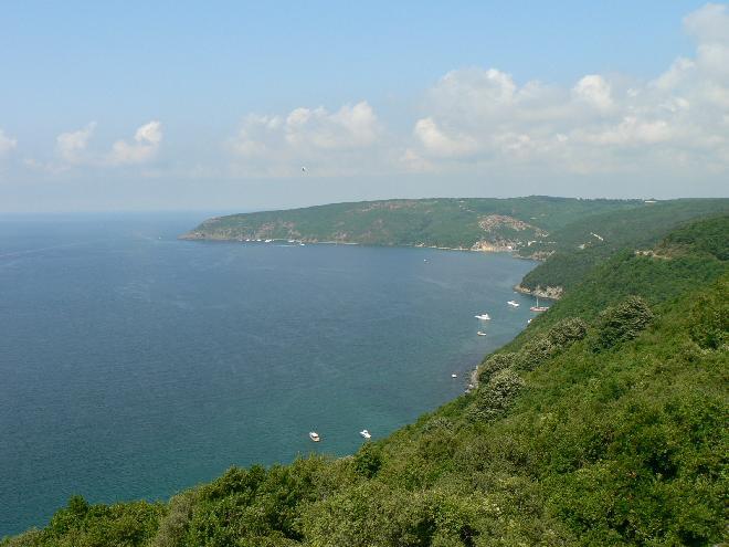 sea view from Anadolu Kavağı