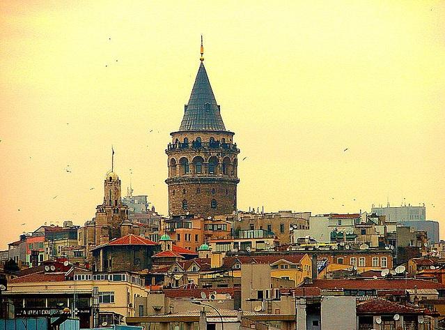 Galata Kulesi..güzel..