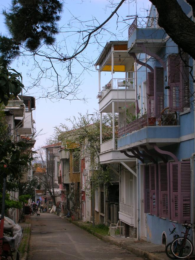 Büyükada street
