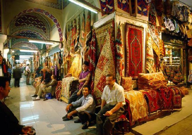 Kapalicarsi carpet store