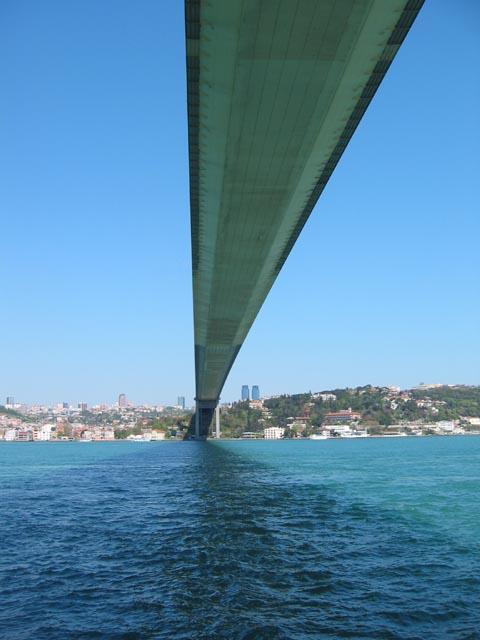 below Bosphorus