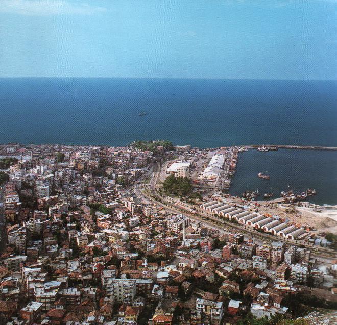 Trabzon – panoramic view