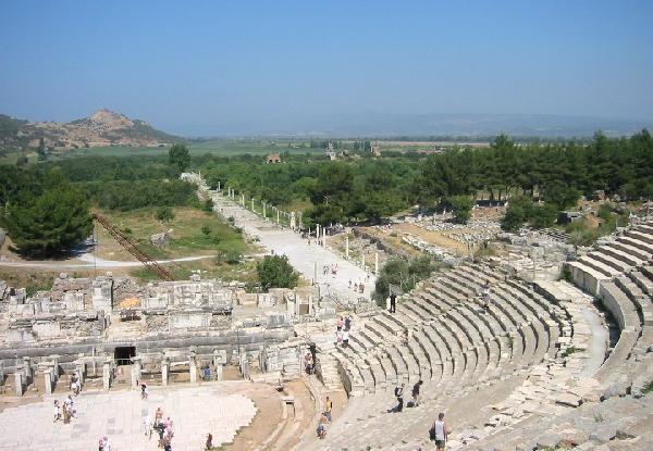 Theatre at Efes