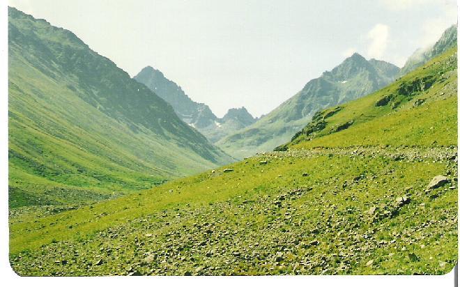 orta plateau