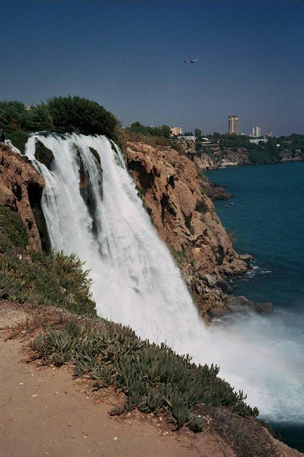 Lower Düden Waterfalls