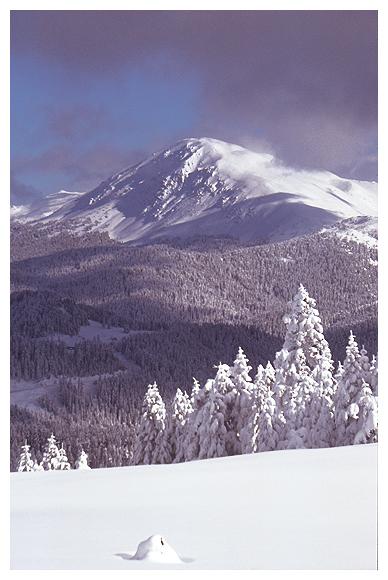 Kastamonu - Mount Ilgaz