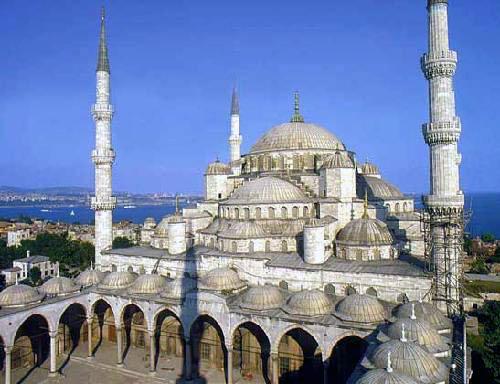 Sultanahmet Camii - Blue Mosque