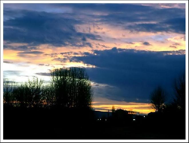 Kastamonu - Evening light