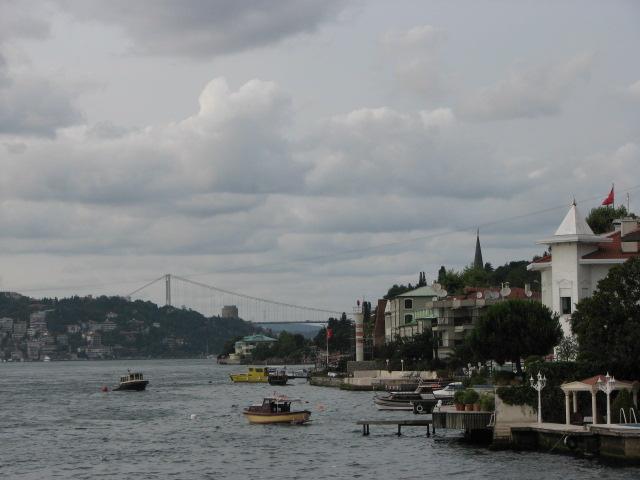 View on Bosphorus