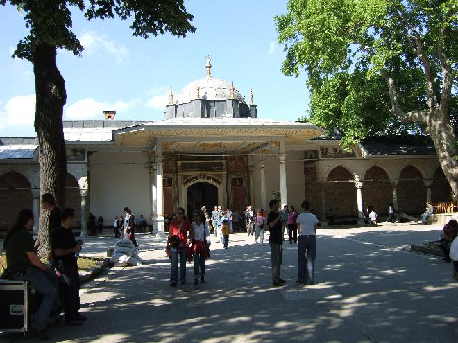 Topkapi Palace(Or Topkapi Sarayi)