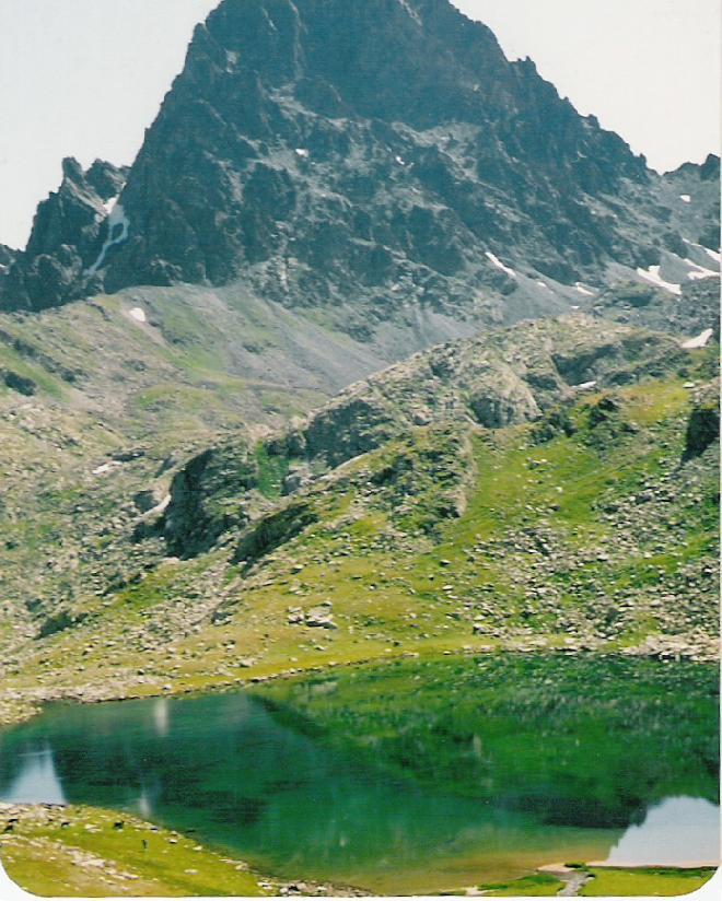 vercenik summit 3711 mt.