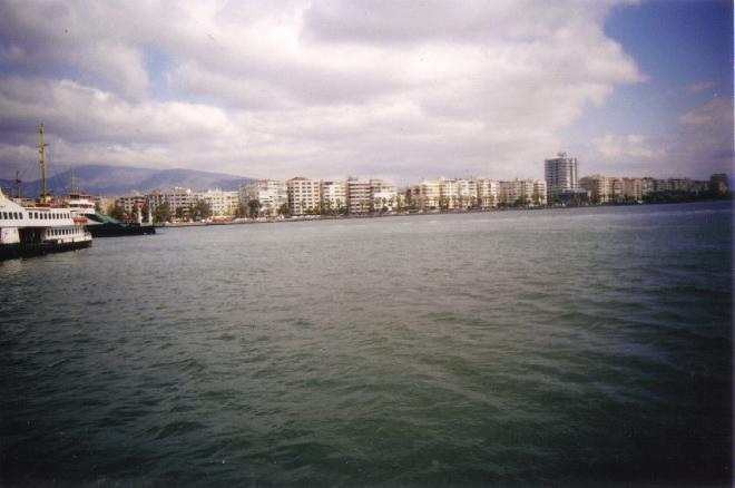 The beautiful İzmir