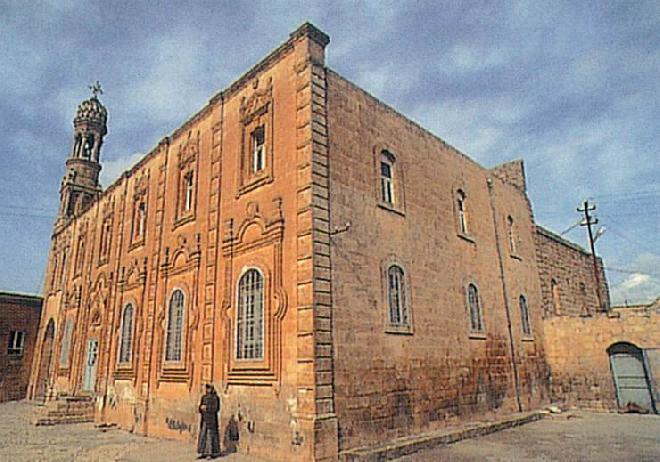 Mardin church