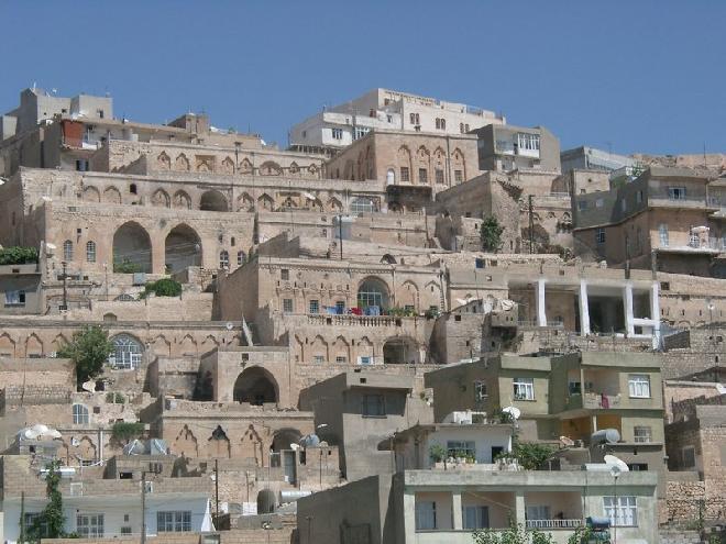 Old town of Mardin