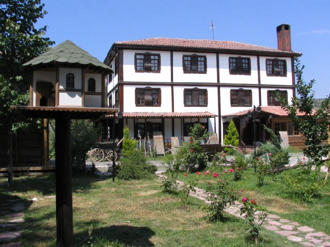 Kastamonu - Old Style Villa
